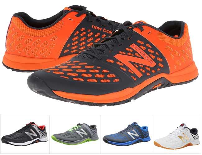 best new balance training shoes