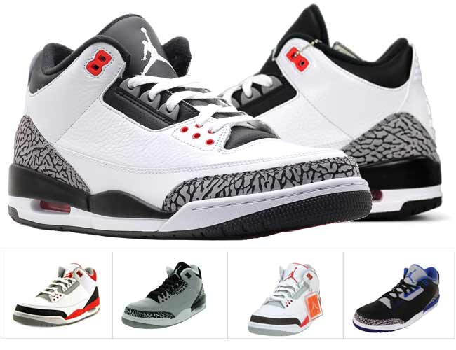 online shop authentic cheapest price Nike Air Jordan 3 Infrared 23 Basketball Shoes Review