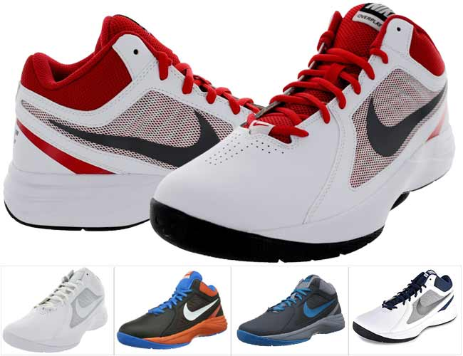 Nike The Overplay IX. This is our first choice for the coolest basketball  shoes.