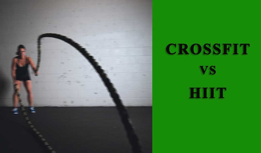 crossfit vs hiit